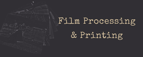 Film Processing and Printing